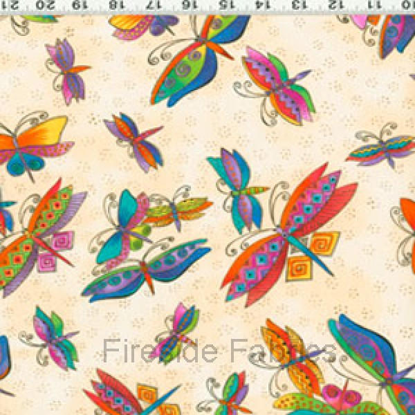 FLYING COLORS II - DRAGONFLY